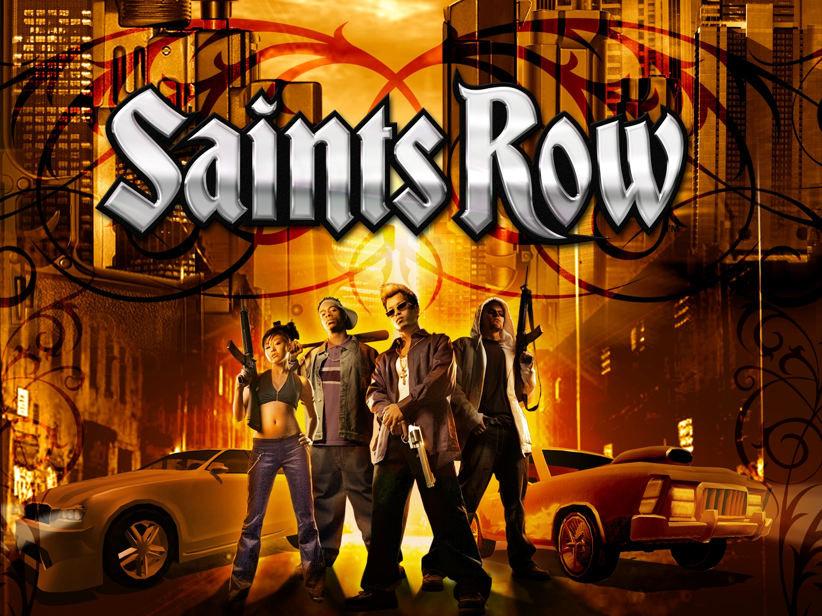 Sinners Welcome! The Saints Row Retrospective, Part 2 ...