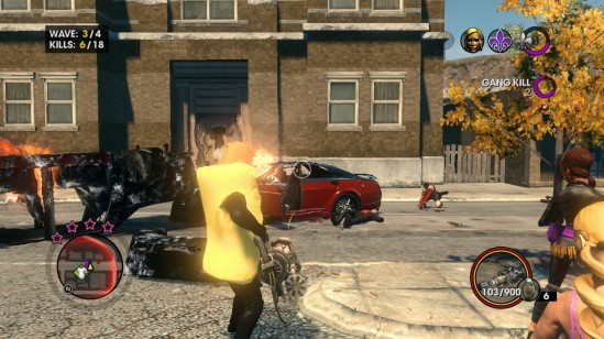 Saints Row The Third Gameplay 1