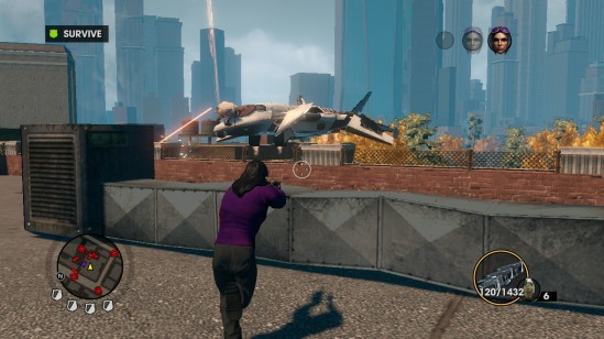 saints row the third mission