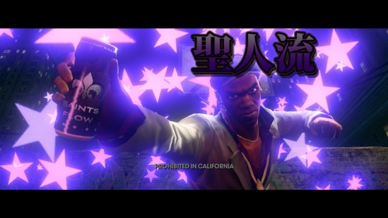 saints row the third pierce