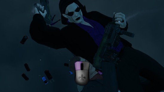 saints row the third plummet