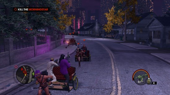 saints row the third tone