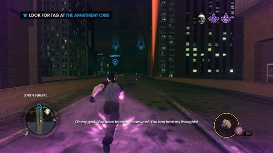 saints row the third trouble with clones