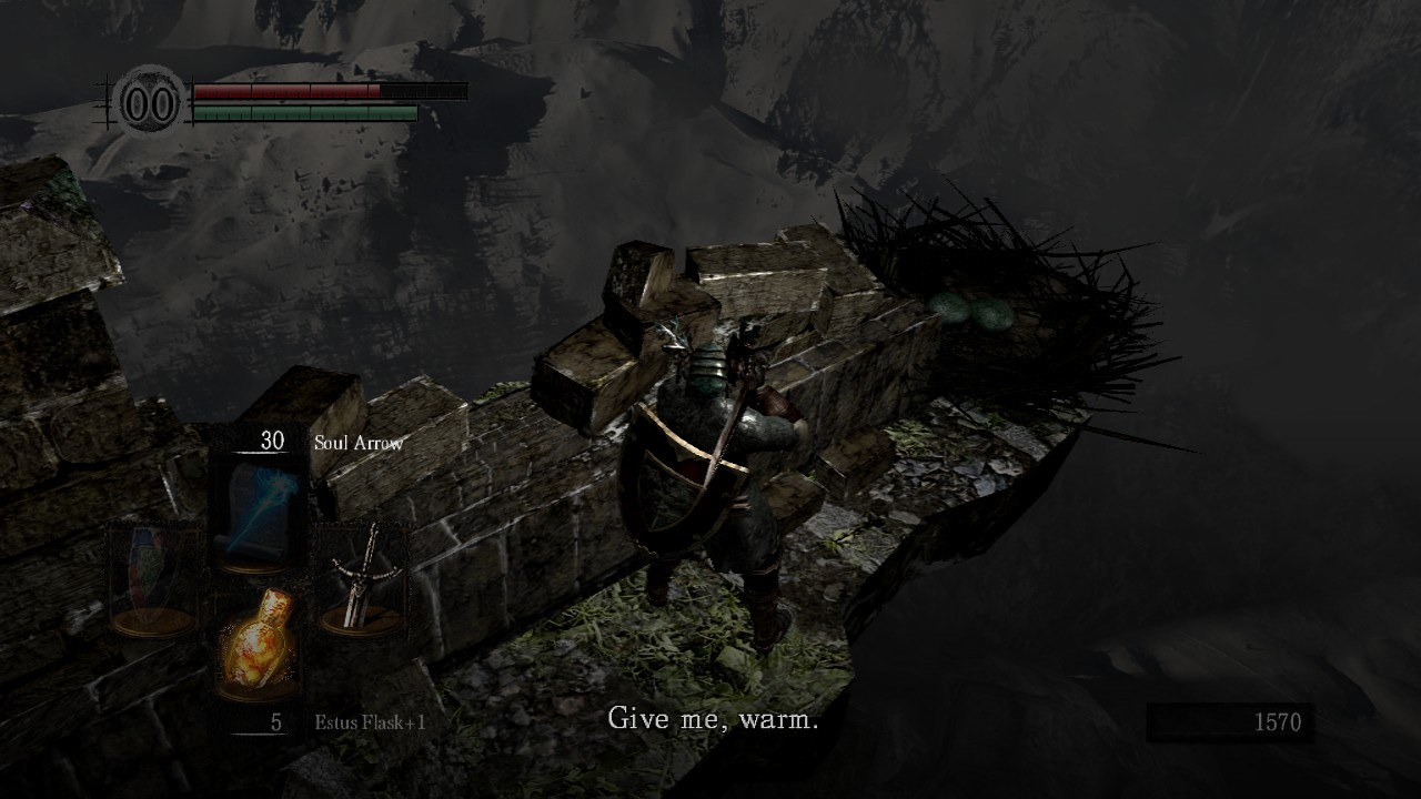 how to get back to firelink from blighttown