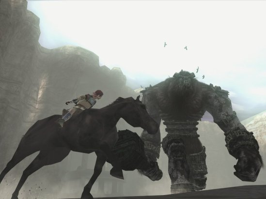 Shadow of the Colossus-Stolen from psxextreme.com