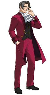 PWDD Miles Edgeworth