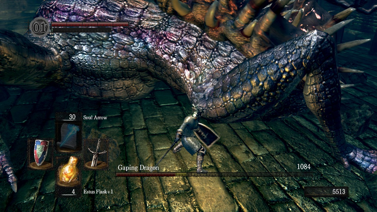 becoming lord of the sewers in dark souls lost to the aether