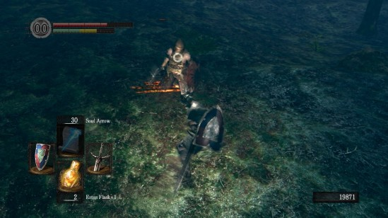 dark souls 9 forest dweller axeman