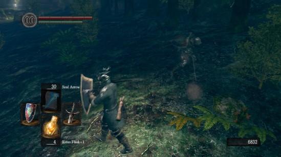 dark souls 9 forest dweller knight