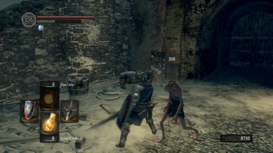 Dark Souls Ariamis Zombies