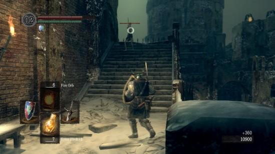 Dark Souls Ariamis Zombie Archers