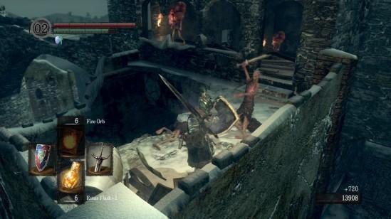 Dark Souls Zombie Ambush