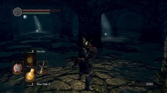 Dark Souls Painted World of Ariamis Basement