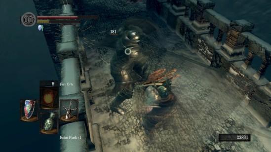 Dark Souls Ariamis Tower Knight