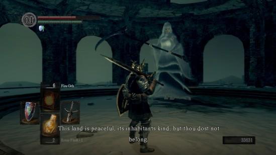 Dark Souls Crossbreed Priscilla Lies