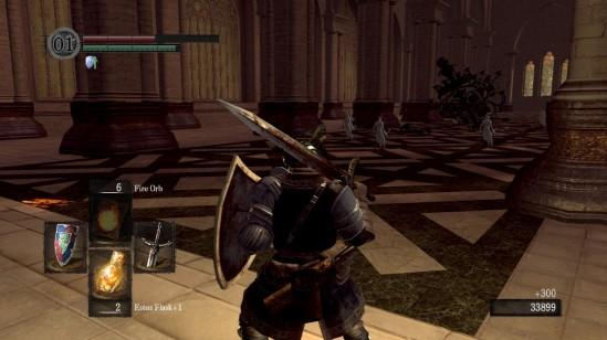 Dark Souls Painting Guardians