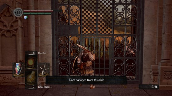 dark souls anor londo sized doors