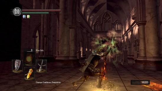 Dark Souls 21 bonfire warp