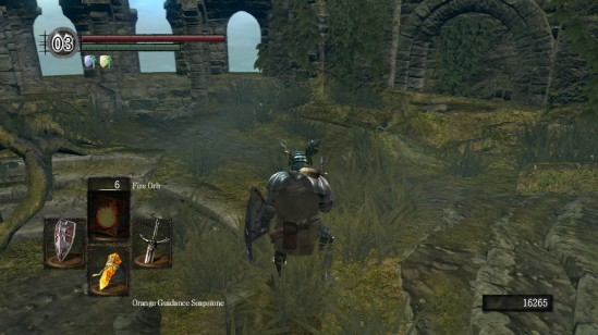 dark souls 21 crestfallen warrior missing