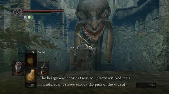dark souls 21 frampt justification