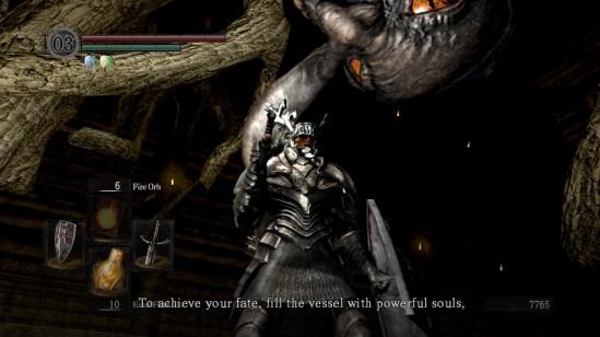 dark souls 21 frampt soul convo 1