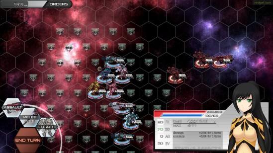 sunrider battle screenshot