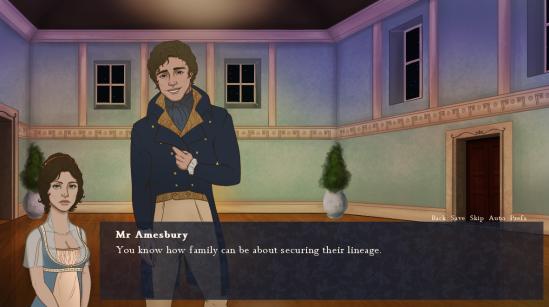 Mr. Amesbury