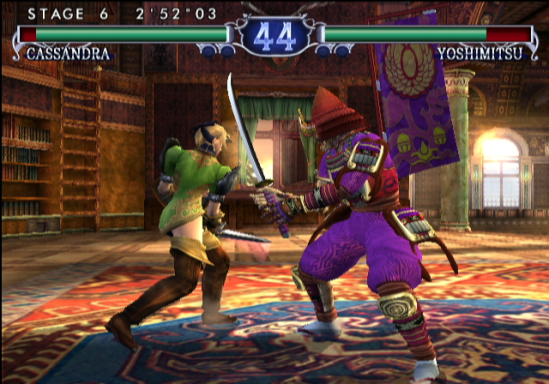 90963-soulcalibur-ii-gamecube-screenshot-cassandra-attacking-yoshimitsus.png